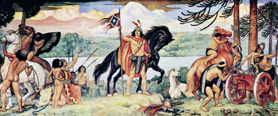 guerra de araucanía