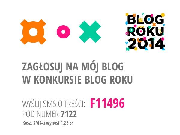 Tresvodka.com w konkursie Blog Roku 2014